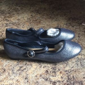 New Lands End Mary Jane flats. Size 7